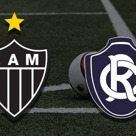 Apostas Atlético Mineiro x Remo Copa do Brasil 10/06/21