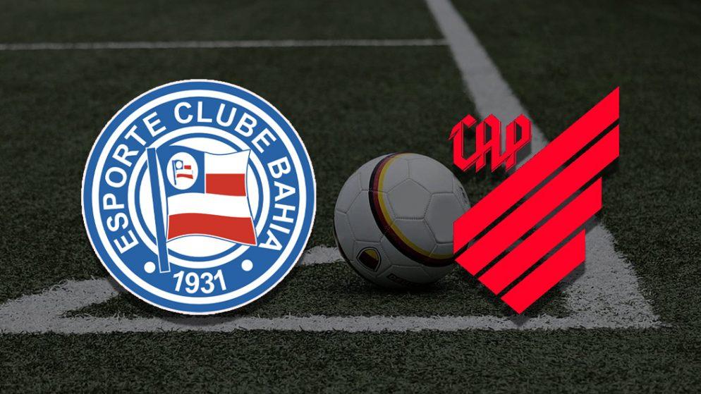Apostas Bahia x Athletico Paranaense Brasileirão 24/06/21