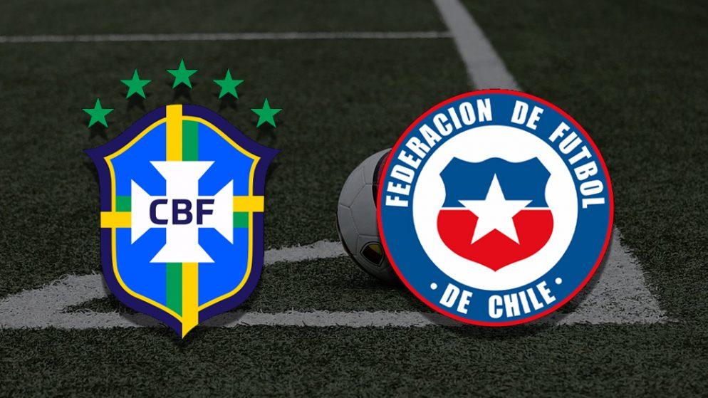 Apostas Brasil x Chile Copa América 02/07/21