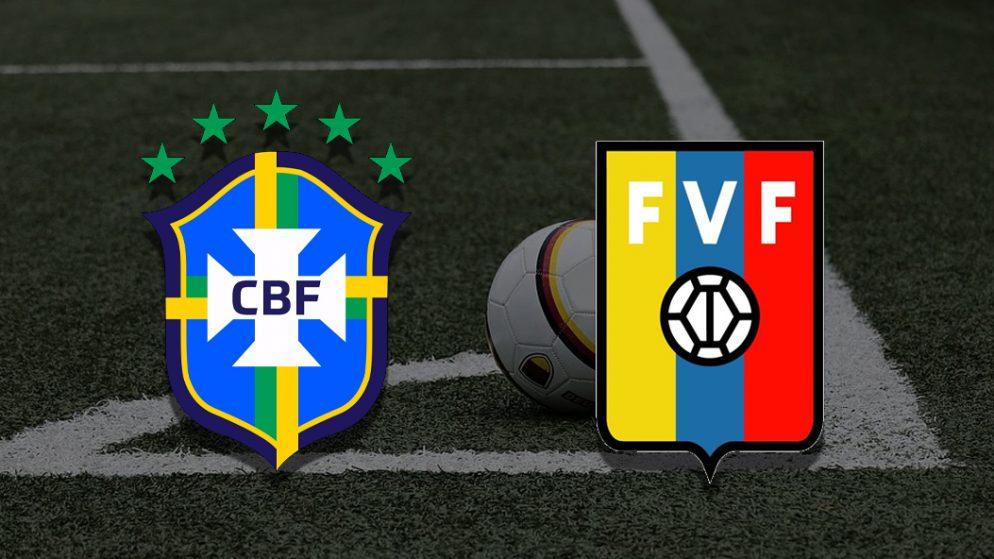 Apostas Brasil x Venezuela Copa América 13/06/21