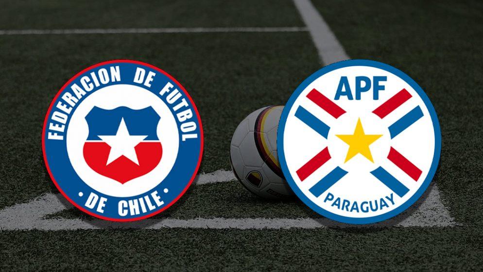 Apostas Chile x Paraguai Copa América 24/06/21