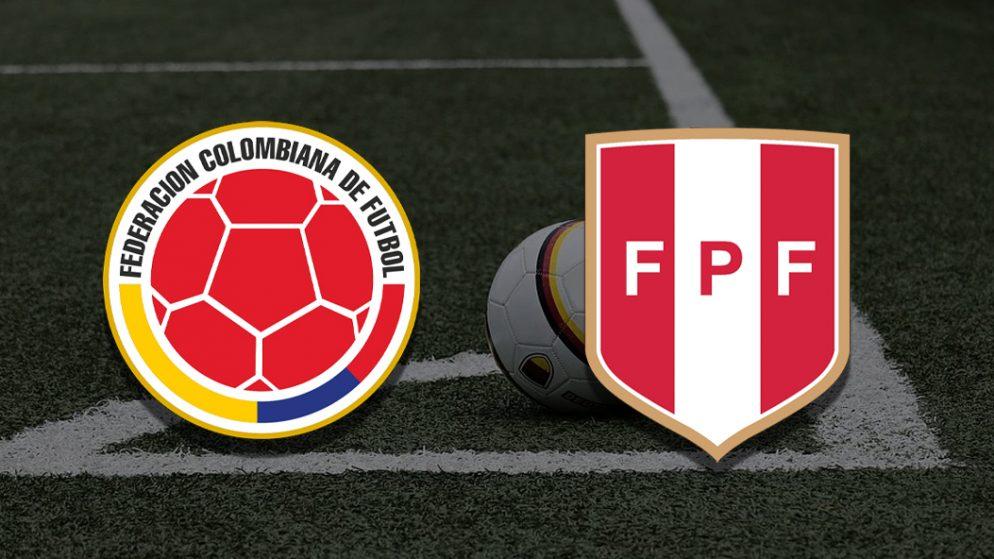 Apostas Colômbia x Peru Copa América 20/06/21
