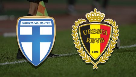 Apostas Finlândia x Bélgica Euro 21/06/21