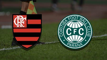 Apostas Flamengo x Coritiba Copa do Brasil 16/06/21