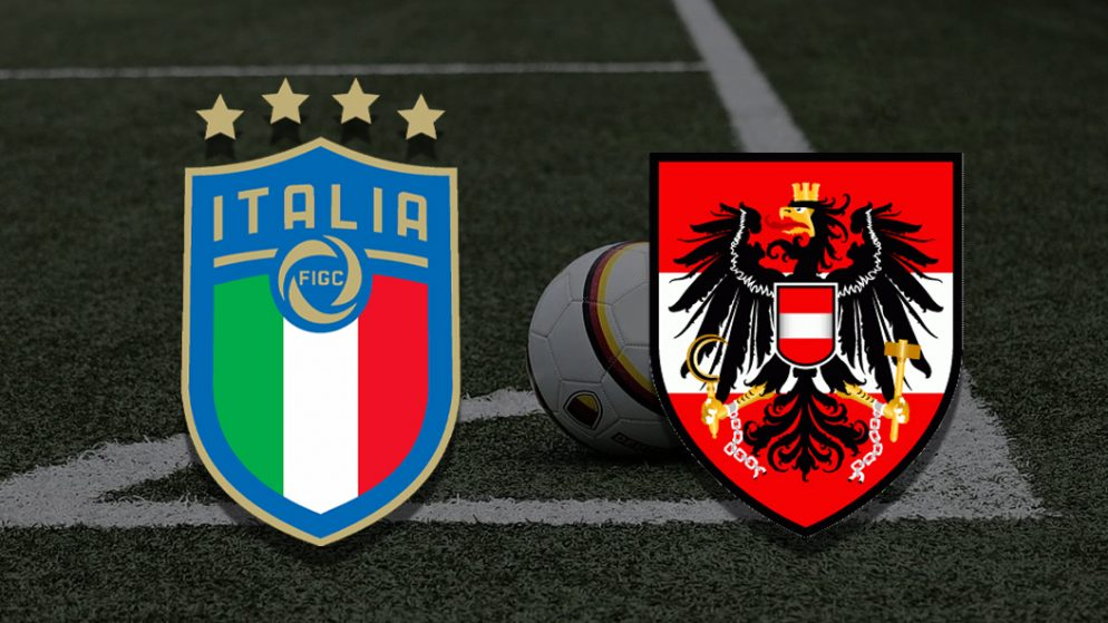 Apostas Itália x Áustria Euro 26/06/21