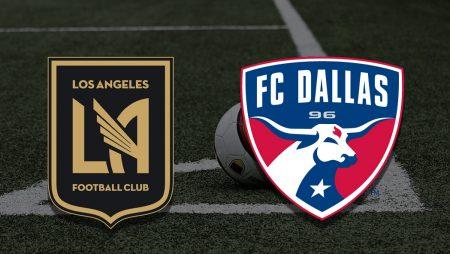 Apostas Los Angeles FC x FC Dallas MLS 23/06/21