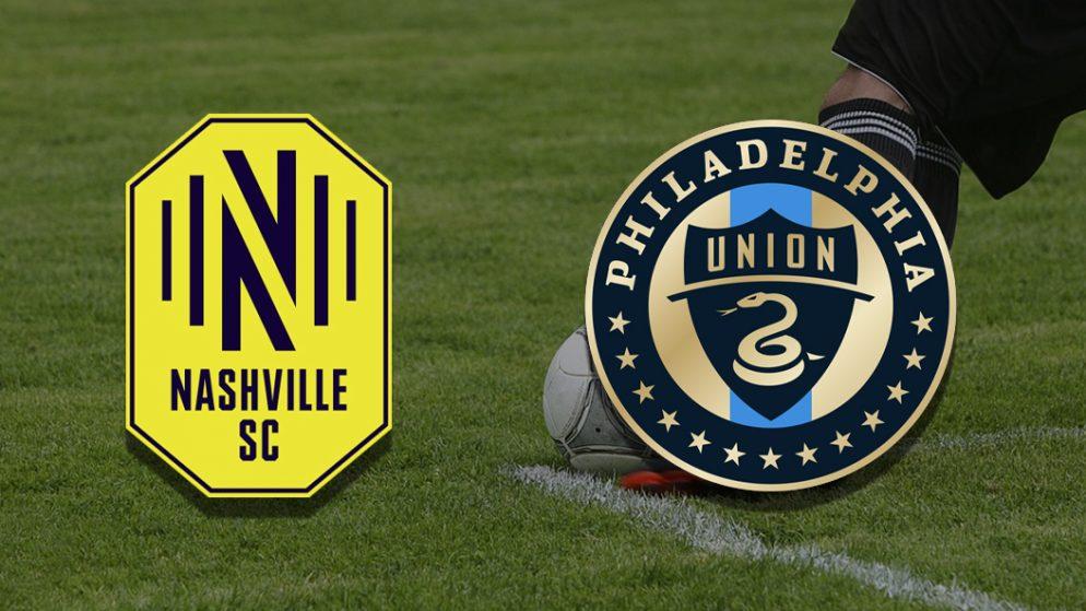 Apostas Nashville SC x Philadelphia Union MLS 03/07/21