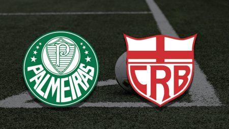 Apostas Palmeiras x CRB Copa do Brasil 09/06/21