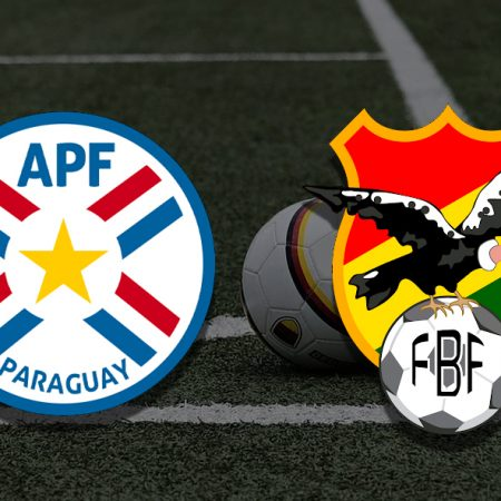 Apostas Paraguai x Bolívia Copa América 14/06/21