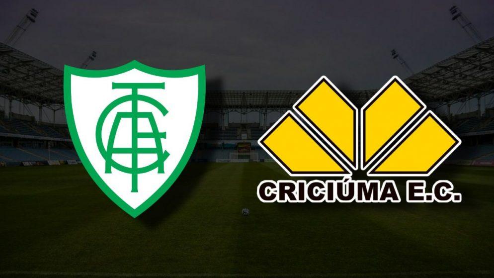 Apostas América Mineiro x Criciúma Copa do Brasil 02/06/21
