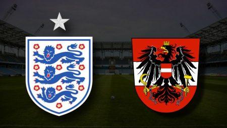 Apostas Inglaterra x Áustria Amistoso Internacional 02/06/21