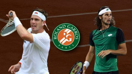 Apostas Cameron Norrie x Lloyd Harris Roland Garros 03/06/21