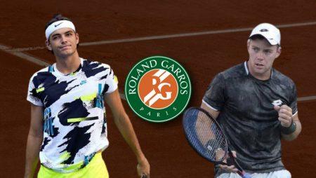 Apostas Taylor Fritz x Dominik Köepfer Roland Garros 03/06/21