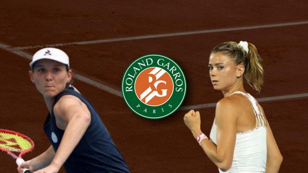 Apostas Varvara Gracheva x Camila Giorgi Roland Garros 03/06/21