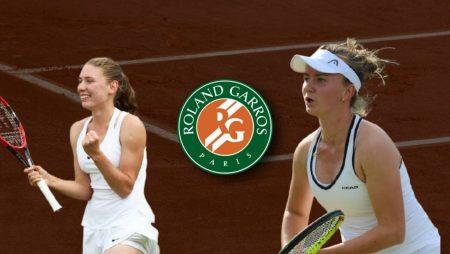 Apostas Ekaterina Alexandrova x Barbora Krejcíková Roland Garros 03/06/21