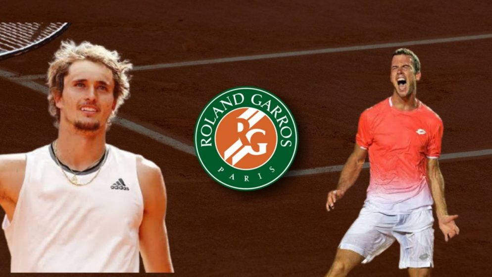Apostas Alexander Zverev x Laslo Djere Roland Garros 04/06/21
