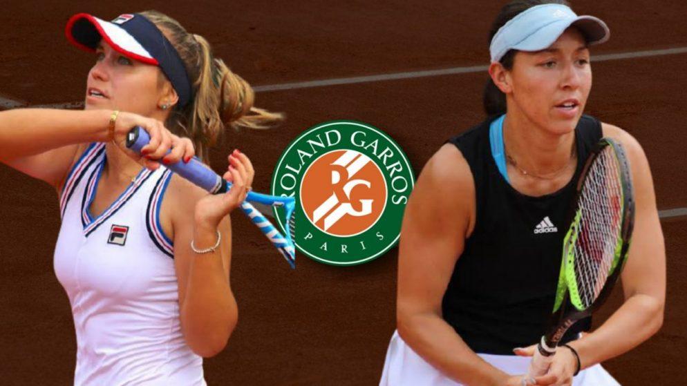 Apostas Sofia Kenin x Jessica Pegula Roland Garros 04/06/21