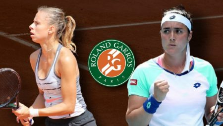 Apostas Magda Linette x Ons Jabeur Roland Garros 04/06/21