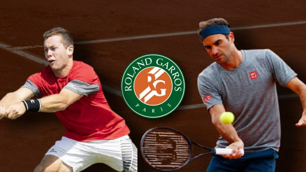 Apostas Dominik Köepfer x Roger Federer Roland Garros 05/06/21
