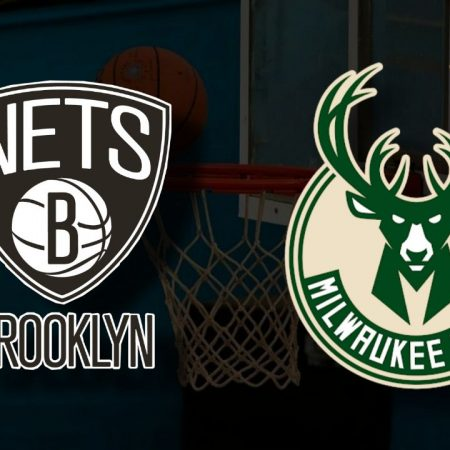 Apostas Brooklyn Nets x Milwaukee Bucks Jogo 6 Playoffs NBA 19/06/21