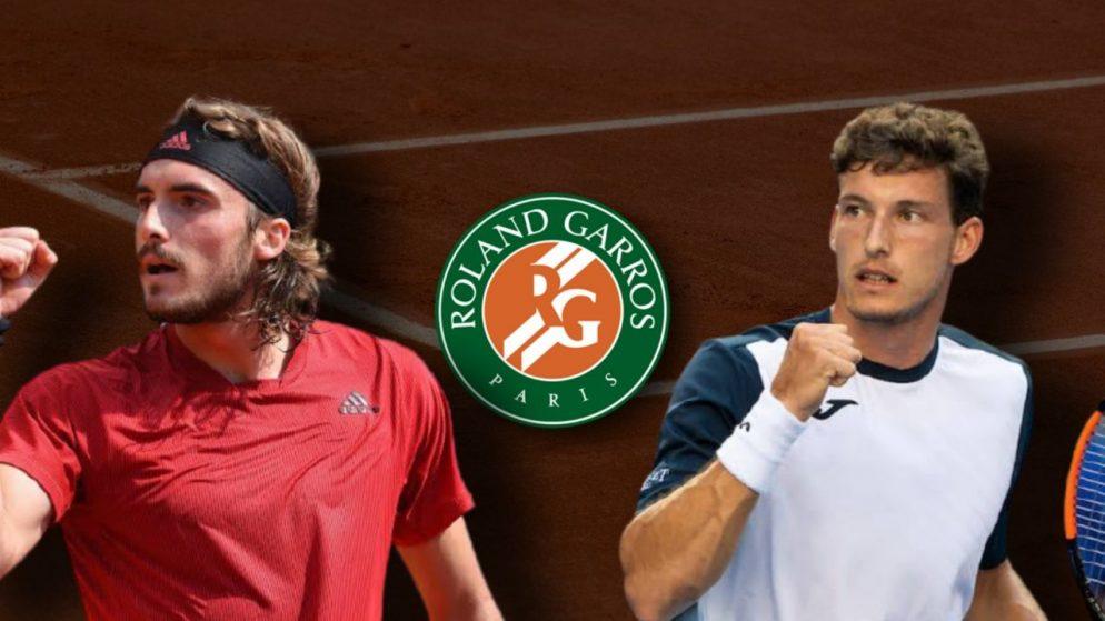 Apostas Stefanos Tsitsipas x Pablo Carreño Busta Roland Garros 06/06/21