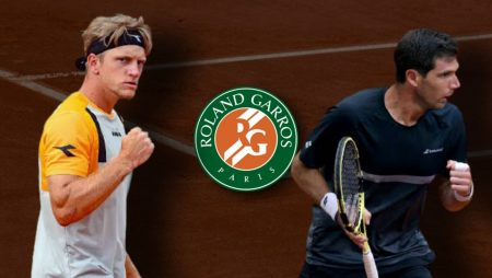 Apostas Alejandro Davidovich Fokina x Federico Delbonis Roland Garros 06/06/21