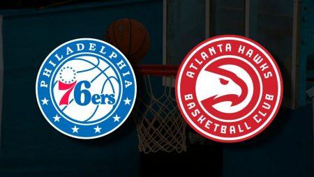 Apostas Philadelphia 76ers x Atlanta Hawks Jogo 7 Playoffs NBA 20/06/21
