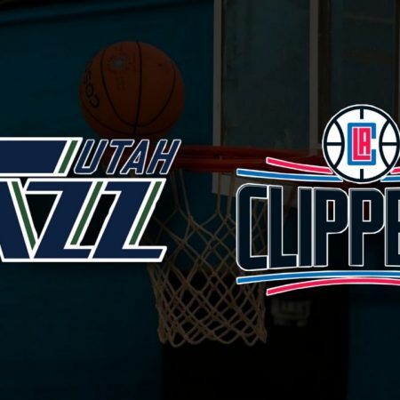Apostas Utah Jazz x Los Angeles Clippers Jogo 5 Playoffs NBA 16/06/21