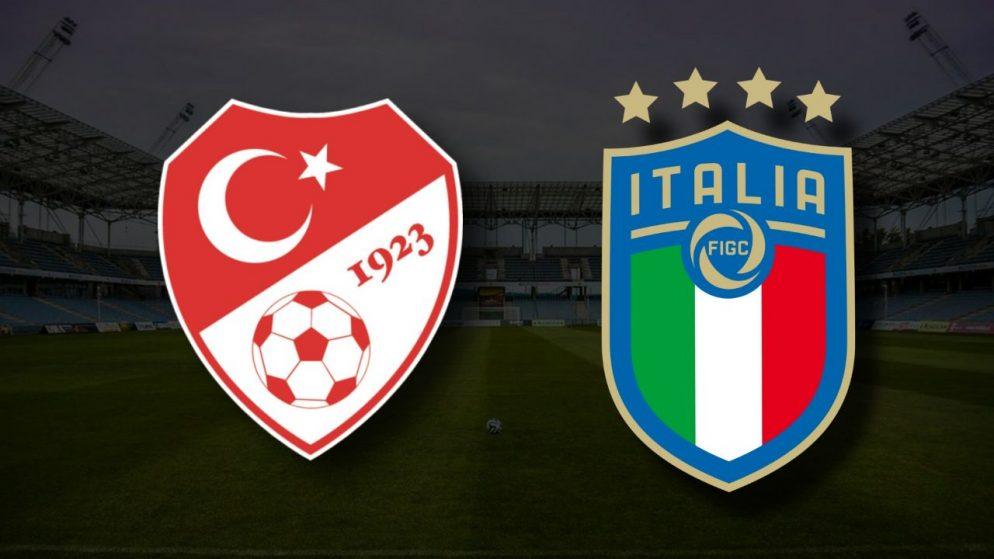 Apostas Turquia x Itália Euro 11/06/21