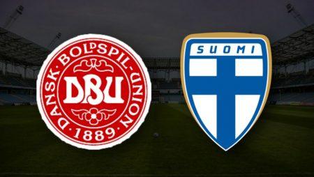 Apostas Dinamarca x Finlândia Euro 12/06/21