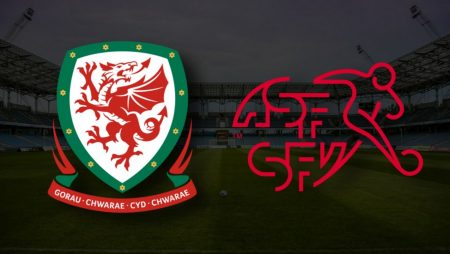 Apostas País de Gales x Suíça Euro 12/06/21