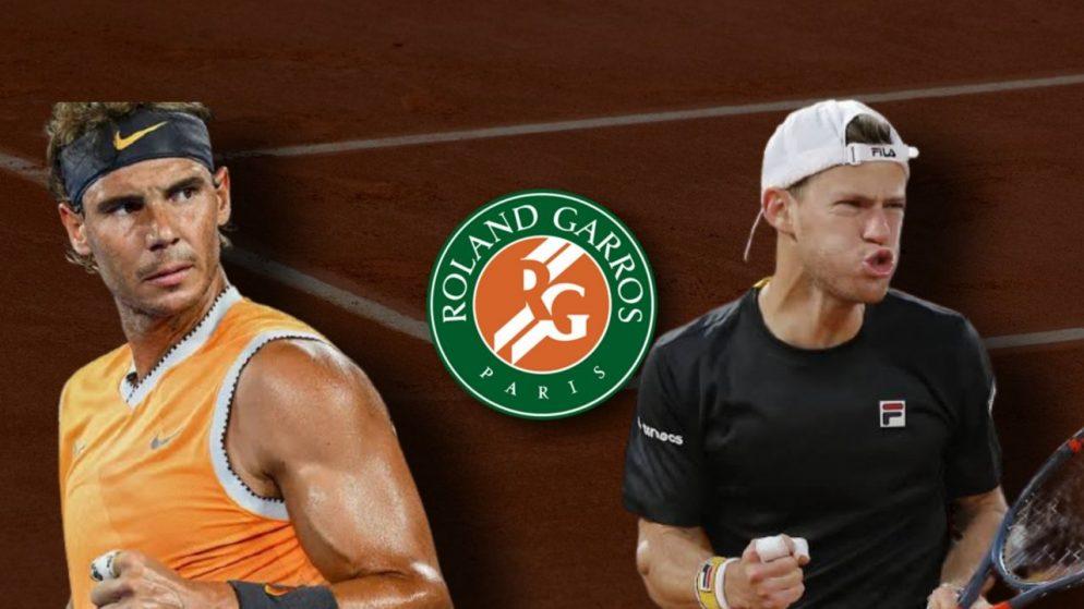Apostas Rafael Nadal x Diego Schwartzman Roland Garros 09/06/21