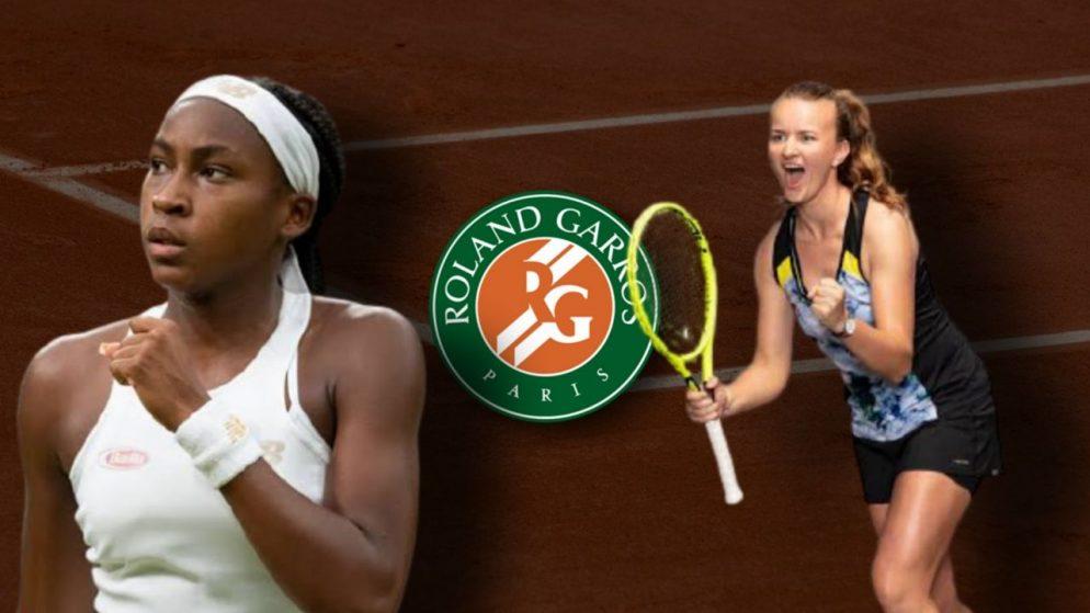 Apostas Cori Gauff x Barbora Krejcíková Roland Garros 09/06/21
