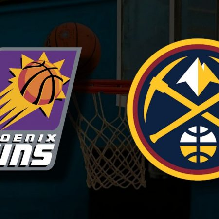 Apostas Phoenix Suns x Denver Nuggets Jogo 2 Playoffs NBA 09/06/21