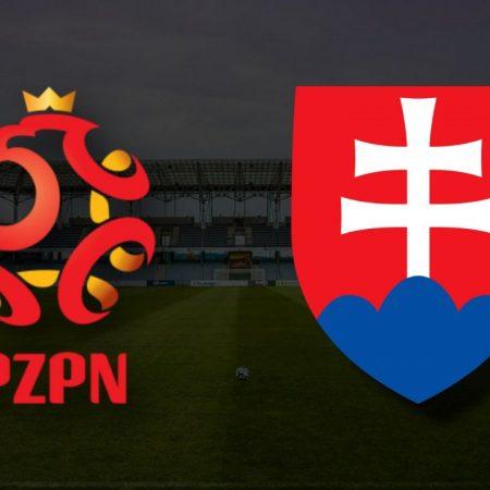 Apostas Polônia x Eslováquia Euro 14/06/21