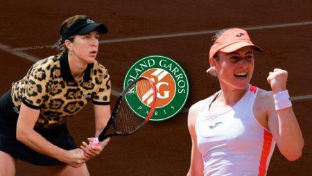 Apostas Anastasia Pavlyuchenkova x Tamara Zidansek Roland Garros 10/06/21