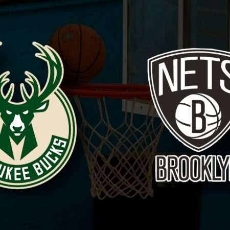 Apostas Milwaukee Bucks x Brooklyn Nets Jogo 6 Playoffs NBA 17/06/21