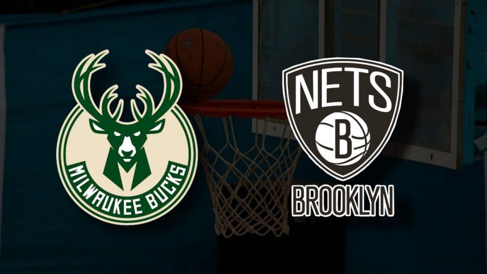 Apostas Milwaukee Bucks x Brooklyn Nets Jogo 4 Playoffs NBA 13/06/21