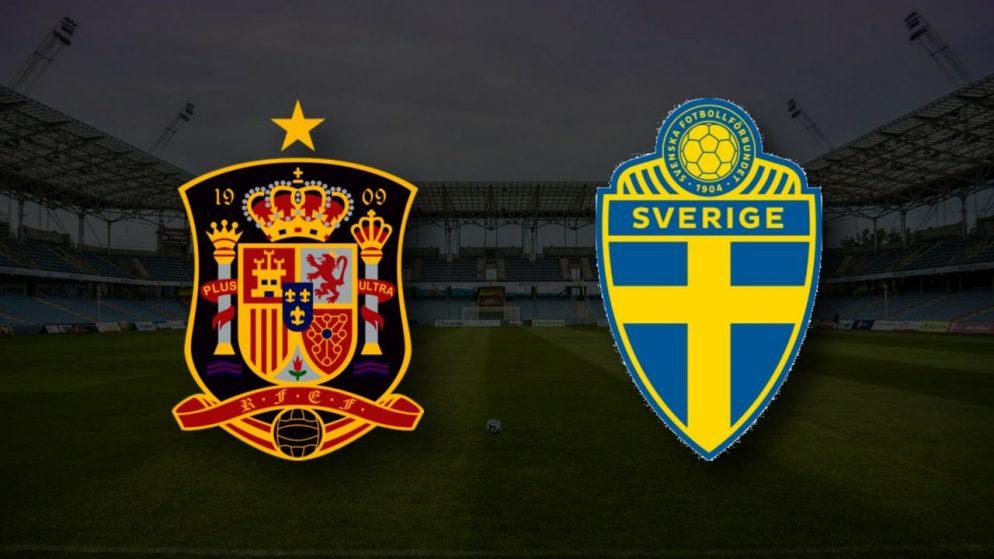 Apostas Espanha x Suécia Euro 14/06/21