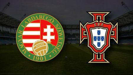 Apostas Hungria x Portugal Euro 15/06/21