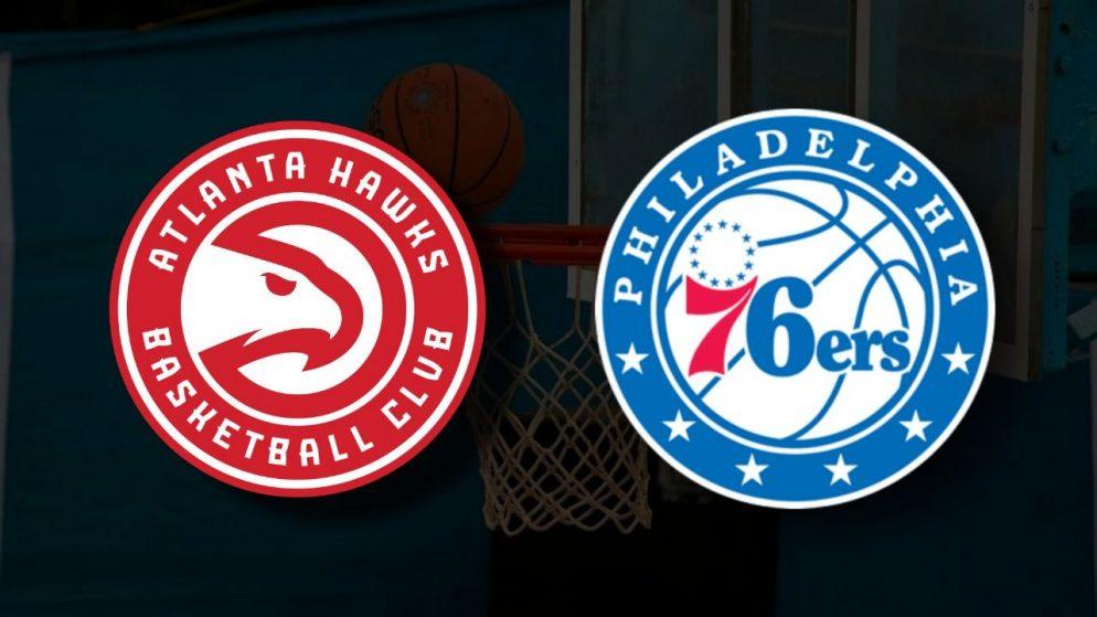 Apostas Atlanta Hawks x Philadelphia 76ers Jogo 3 Playoffs NBA 11/06/21