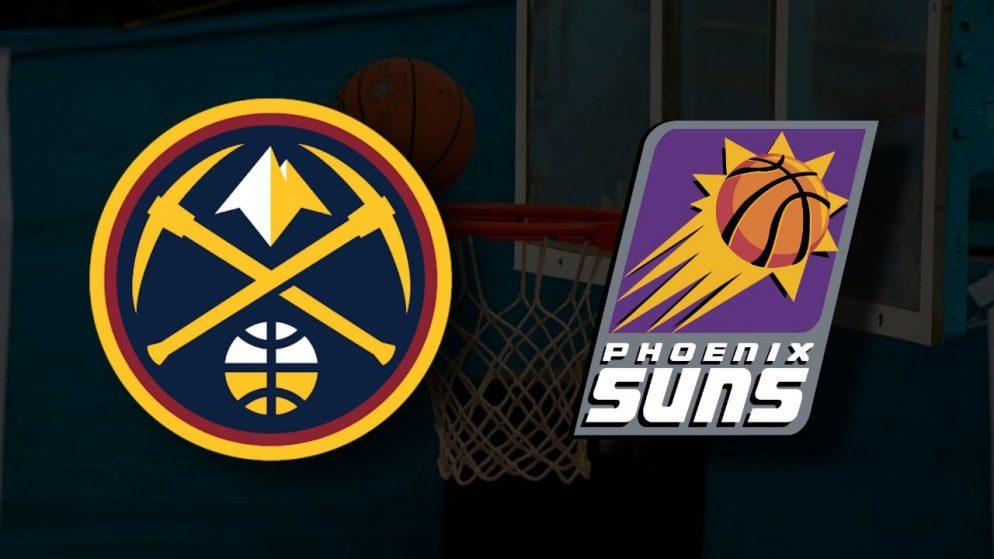 Apostas Denver Nuggets x Phoenix Suns Jogo 3 Playoffs NBA 11/06/21