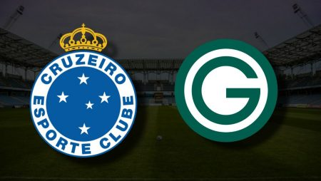 Apostas Cruzeiro x Goiás Brasileiro Série B 12/06/21