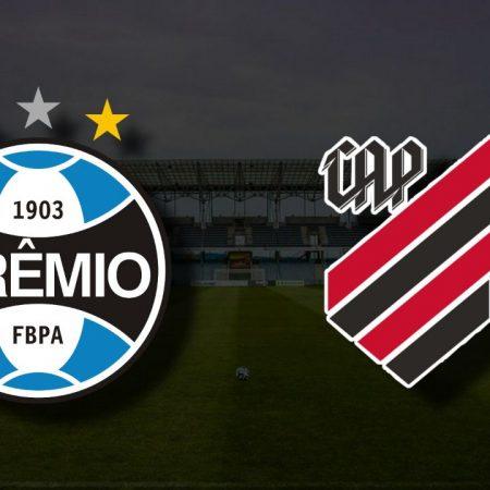 Apostas Grêmio x Athletico Paranaense Brasileirão 13/06/21