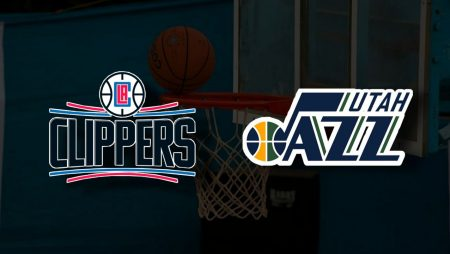 Apostas Los Angeles Clippers x Utah Jazz Jogo 3 Playoffs NBA 12/06/21
