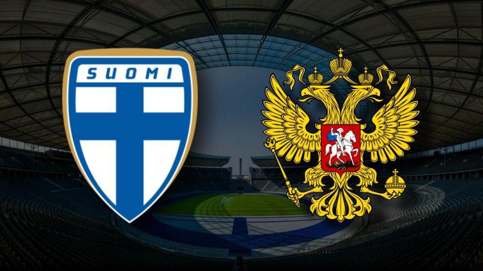 Apostas Finlândia x Rússia Euro 16/06/21
