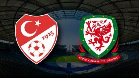 Apostas Turquia x País de Gales Euro 16/06/21