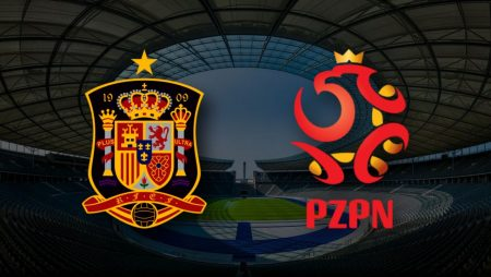 Apostas Espanha x Polônia Eurocopa 19/06/21