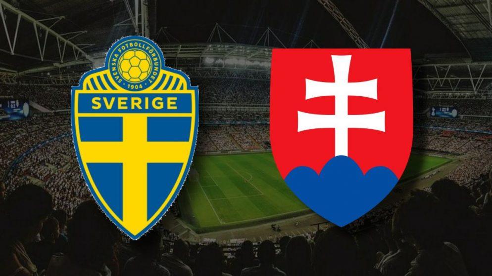 Apostas Suécia x Eslováquia Euro 18/06/21
