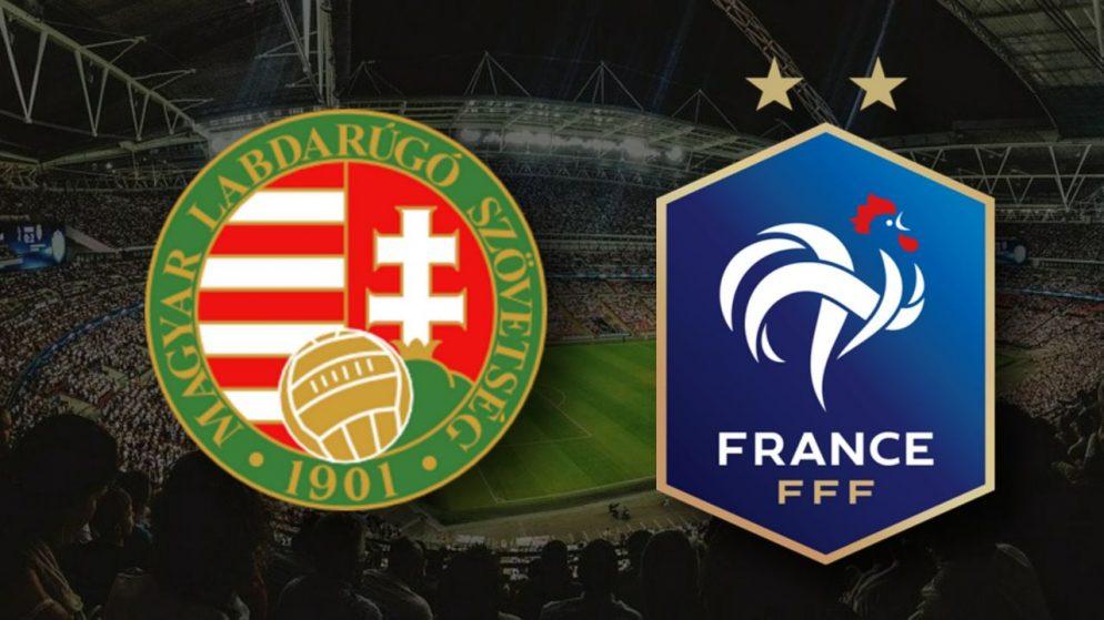 Apostas Hungria x França Euro 19/06/21